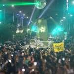 酸罷韓遊行「比劉謙變魔術還厲害」 韓國瑜:是不是有48萬人躲在布底下?