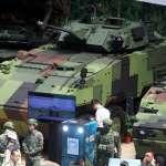 提升首都防衛戰力!陸軍關渡指揮部、憲兵裝步營本周接裝「雲豹30公厘機砲車」