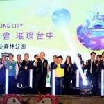 童趣登場 2020台灣燈會副展區點燈