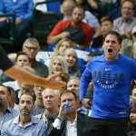 NBA》季中錦標賽加碼4.5億獎金、首輪籤 庫班狠批:愚蠢至極