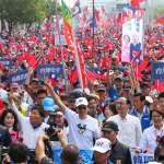 新新聞》挺韓遊行大量高雄在地人現身,藍營有信心從南打回北