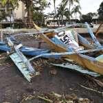 悽慘耶誕》巴逢颱風重創菲律賓,至少16死 逾萬人避難所過夜,遊客受困長灘島等觀光地