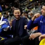 NBA》柯瑞影響力化身制服組也難擋 隊友:他就像另一個教練