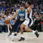 NBA》「歐洲金童」唐西奇歸隊迎戰馬刺 自評狀況不錯