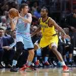 NBA》熱火溜馬一路糾纏 德拉基奇致勝拋投熱火1分險勝