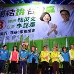 李昆澤成立三民、苓雅後援會 3千名支持者力挺「凍蒜」聲不斷