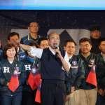 104萬軍公教將回流?廖達琪估韓國瑜至少拿下585萬票