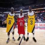 NBA》「哈勒戴三兄弟」同場較勁史上首見 「二哥」自曝:求教練不要把我換下場