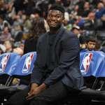 NBA》「狀元」威廉森有望1月傷癒歸隊 迎戰5場全國電視轉播