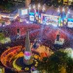 新北歡樂耶誕城48天人潮 破618萬人次