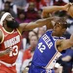 NBA》「大鬍子」哈登變髮一樣猛 44分大三元火箭力壓76人