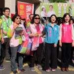 李昆澤伉儷分進合擊拜票 對國家精英不幸罹難表達最大哀悼
