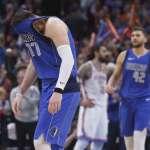 NBA》過多的肢體碰撞讓唐西奇吃不消? 獨行俠教頭出面捍衛子弟兵