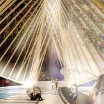 整合台日藝術家跨國合作 台灣燈會「里山禾樂燈區」展現農村生態