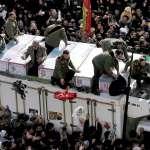 悲上加悲》伊朗「聖城軍」司令蘇萊曼尼葬禮驚傳踩踏意外 至少40死、逾200傷