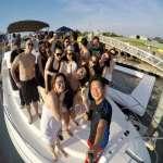 淡水漁人碼頭遊艇親海新動線 遊艇之旅歡樂過新年