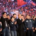 夏珍專欄:明天過後,蔡英文和韓國瑜必須為台灣做的事