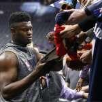 NBA》選秀前曾認真考慮重返杜克大學 威廉森:沒人把我說的話當一回事