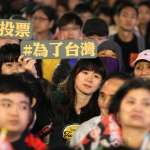 陳昭南專欄:香港青年疾呼「台灣未來你們能自己決定」!