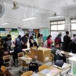 2020台灣大選》「不想投總統票!」北市1選民把票攜出投票所