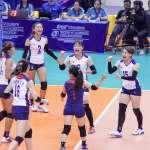 排球》中華女排惜敗哈薩克 奧運亞洲區資格賽殿軍作收