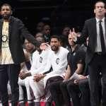 NBA》缺席近2個月曾遭質疑詐傷 厄文有望明日歸隊戰老鷹