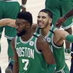 NBA》泰托姆攜手布朗率綠衫軍繳佳績 史蒂文斯仍有話要說