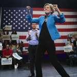 2020美國總統大選》桑德斯「女人贏不了川普」失言疑雲發酵 自由派女鬥士華倫極力突破白宮「玻璃天花板」