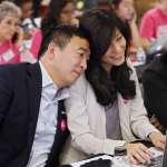 美國民主黨總統參選人楊安澤妻子盧艾玲:我曾被婦產科醫師性侵