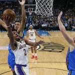 NBA》板凳球員該如何調整心態不受上場時間影響? 湖人小將這麼說