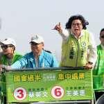 投票日涉違規拉票 中選會罰民進黨立委王美惠50萬