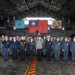 慰勉談黑鷹失事 蔡英文:對各位維護國安有信心,因為這是空軍的志氣