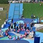 新北林口文小18學校用地 「林口足夢」運動公園啟用