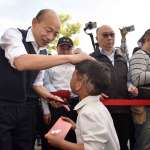 「連署換老闆!」罷韓攤位前進市府 基進黨鼓勵軍公教參與連署
