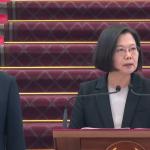 武漢肺炎》蔡英文籲:中國應讓疫情公開透明、WHO不應因政治因素排除台灣
