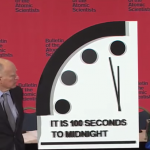 「末日鐘」滴答作響:氣候變遷、核戰威脅加劇,人類距離毀滅時刻僅剩100秒