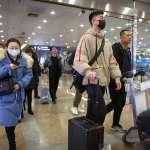 武漢肺炎風暴》美國包機無法載走所有公民 泰國、印度準備隨時撤僑