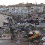 土耳其6.8強震》29死、逾千傷!兩歲半女童受困一天獲救