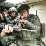 憲兵裝步239營戰備操演 勤訓精練捍衛中樞