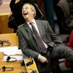 「脫歐」成功換「脫中」?英國「脫歐先生」法拉吉:中國對英國獨立的威脅比歐盟更大!