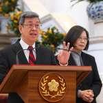 陳建仁:台灣並未進入社區傳播,防疫不必升級