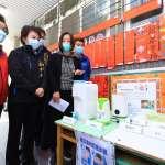 開學季校園防疫升級 盧秀燕訪視私立幼園防疫措施