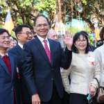 首進國會就當選龍頭 游錫堃成為台灣民主化後首位兩院院長