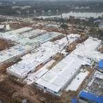 武漢肺炎風暴》8天建成一座1000張床位的專門醫院!武漢「火神山醫院」3日開始收治患者