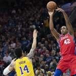 NBA》加盟76人後明顯水土不服 霍佛德仍在努力適應新角色