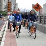 淡水台2乙沿線人行環境翻新 騎車、散步動線更安全
