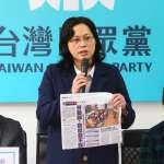 武漢肺炎掀「口罩之亂」 民眾黨提出4大主張:「管道」問題比「產量」更應該優先解決