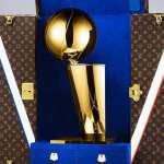 NBA也能很時尚!LV為NBA總冠軍獎盃設計專屬行李箱,邁克爾伯克:「要讓LV永遠與勝利劃上等號」