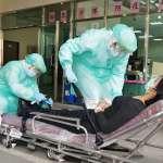 罕見!武漢肺炎病毒直攻下呼吸道 醫師:X光診斷很難看出異狀