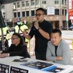 「黨外人士」李正皓現身提建議 國民黨應開除吳斯懷、檢討韓國瑜